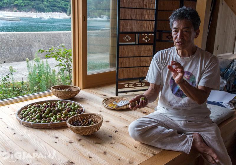 Guest salon tsubakisha, Sagiura