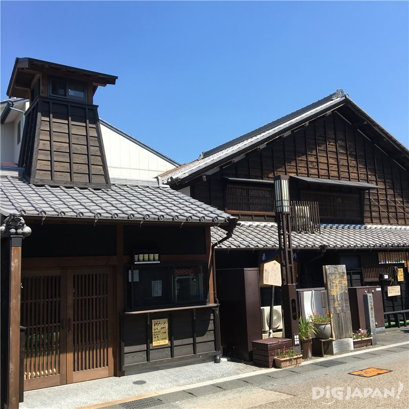 Historical town streets of Inuyama