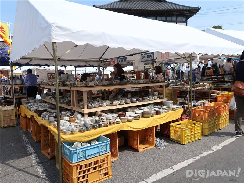 Mashiko Pottery Fair