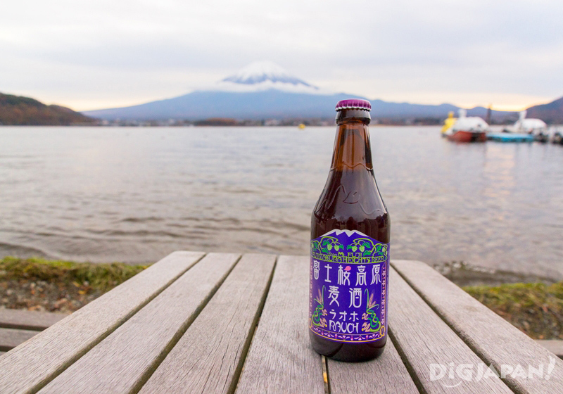 Fujizakura craft beer