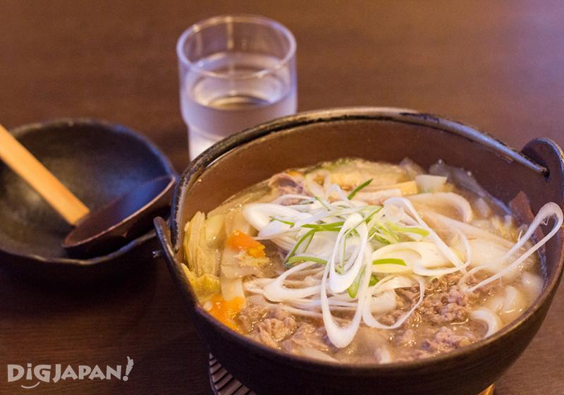 Houtou noodles