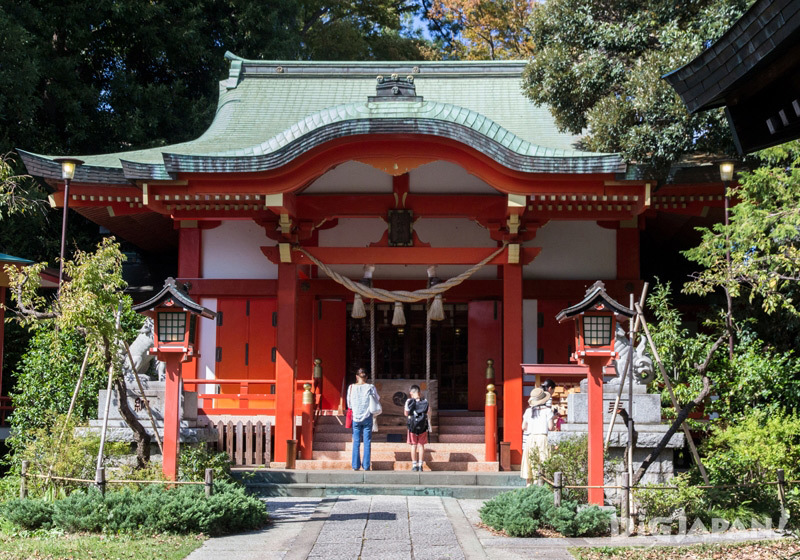 Kumano Shrine, Jiyugaoka