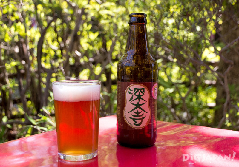 Jindaiji craft beer