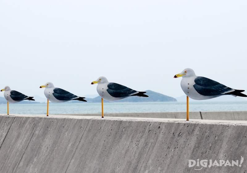 《海鸥的停车场》(木村崇人)