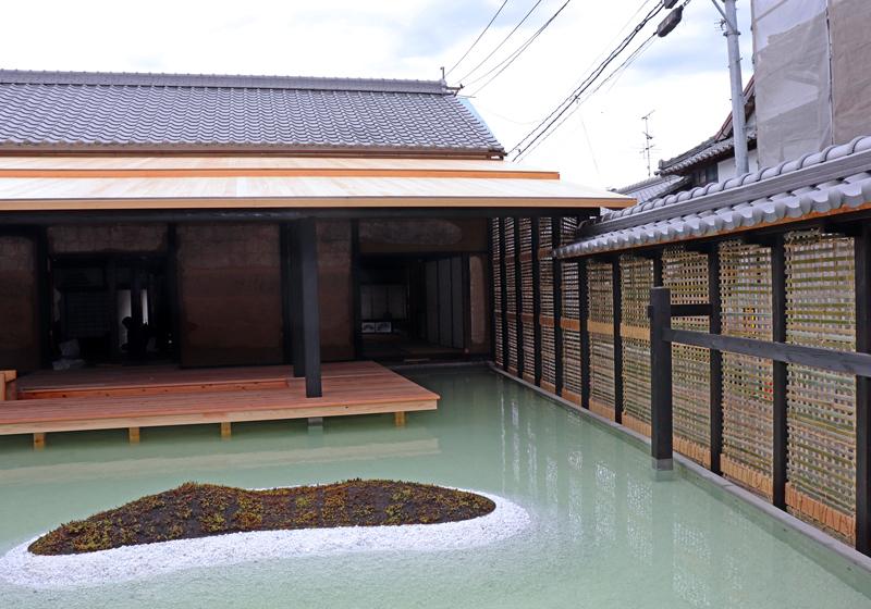 """The Naoshima Plan 2019'The water'"" by Hiroshi Sambuichi"