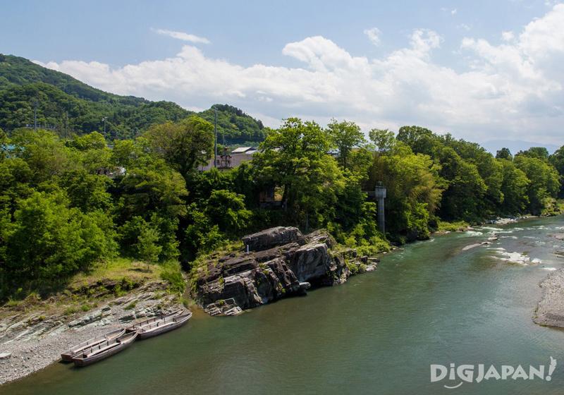 Arakawa River, Chichibu