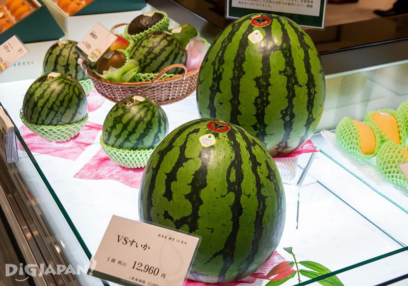 Watermelons at Sembikiya