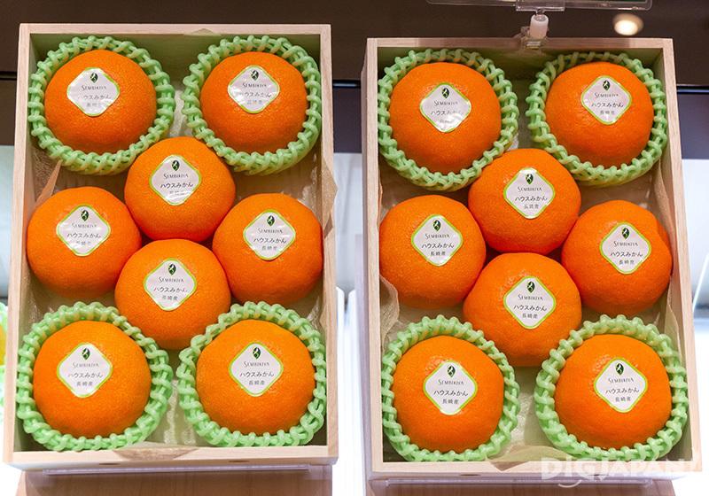 Oranges at Sembikiya