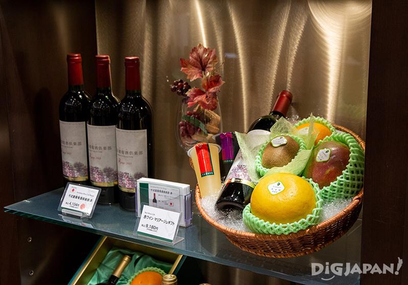 Fruit gifts at Sembikiya