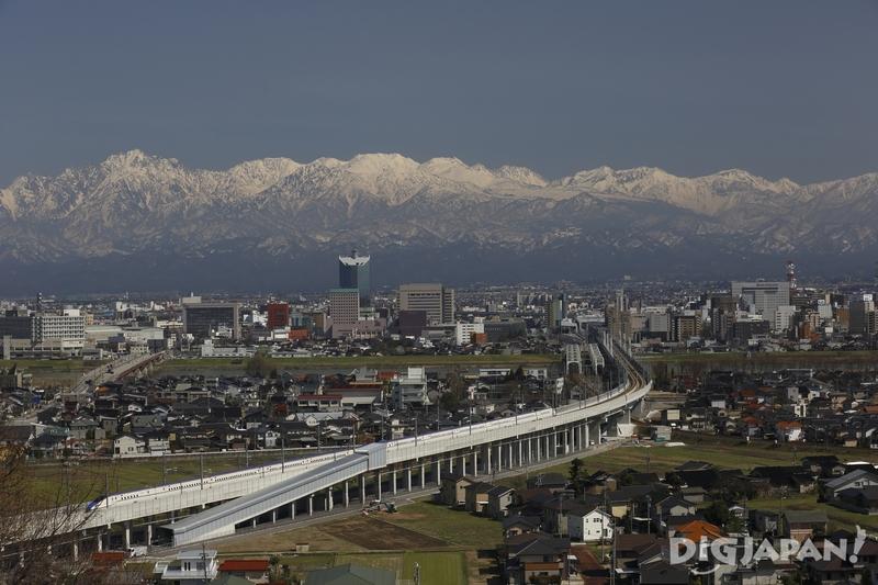 Toyama City, Toyama Prefecture