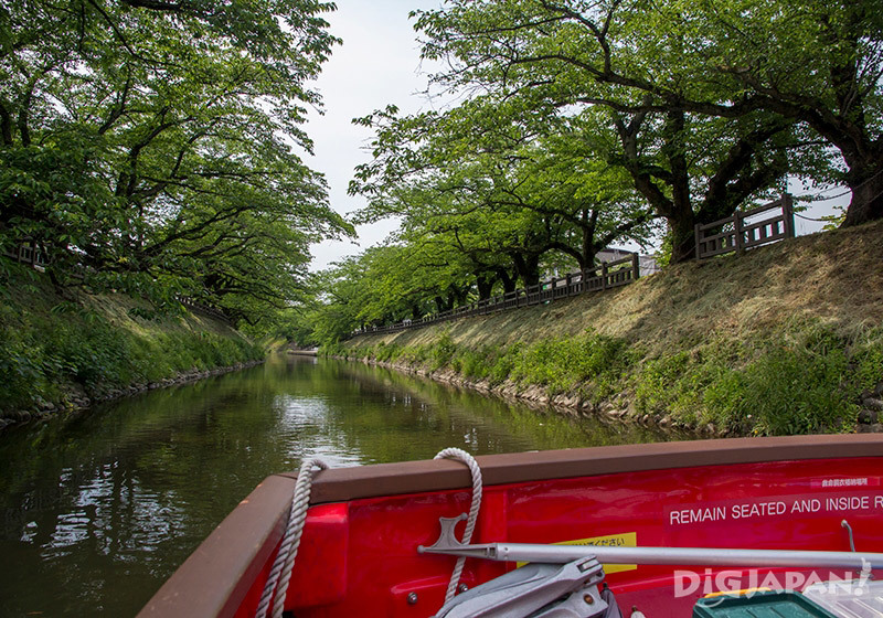 Matsukawa River Cruises summer