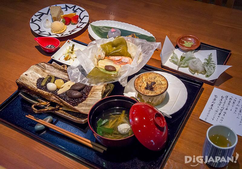 Ikedaya Yasubei Shouten restaurant YAKUTO