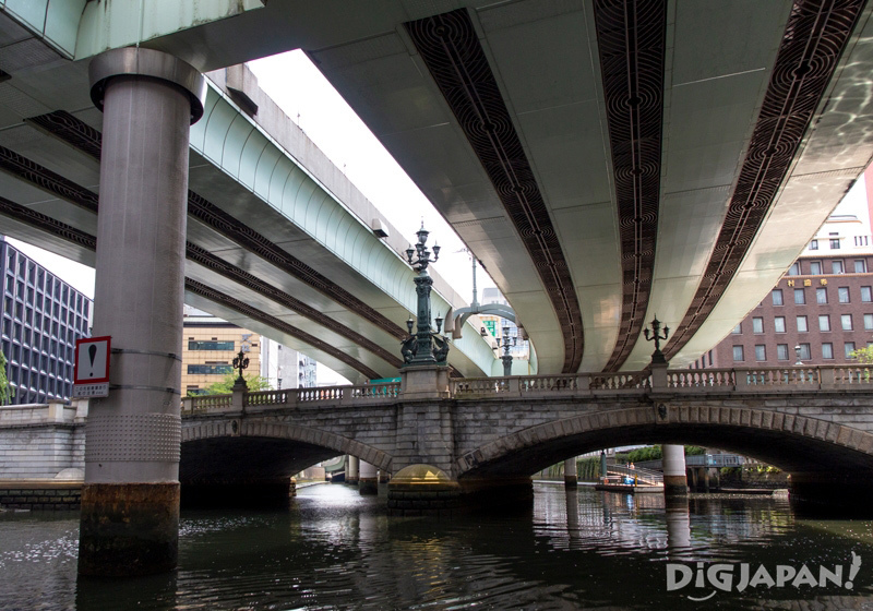 The Nihonbashi Bridge