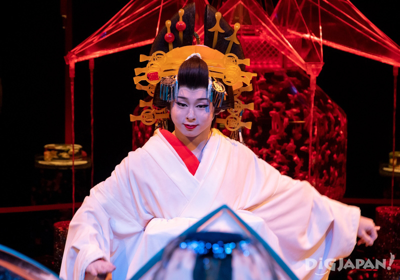 ECO ECO Nihonbashi Oiran Night 2019