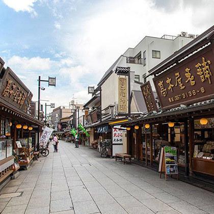 使用「京成下町日和車票」,遊覽京成電鐵沿線景點