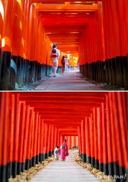 Recreating the Fushimi Inari Taisha Shrine in miniature