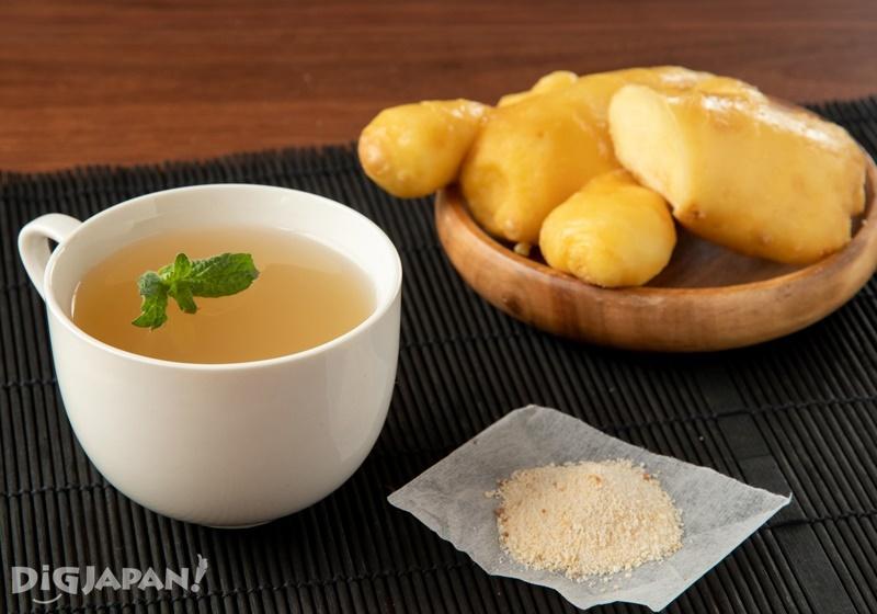 Shogacha | 生姜茶