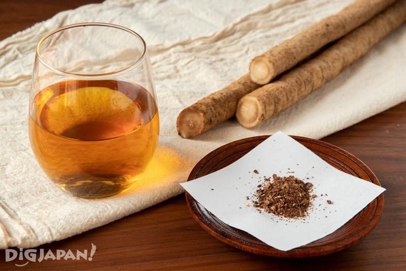 Goboucha | ごぼう茶