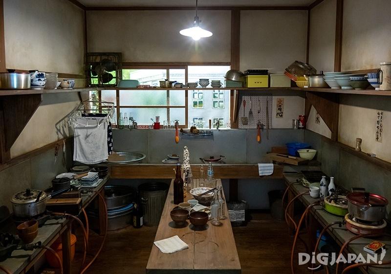 豊島区立トキワ荘マンガミュージアム_台所