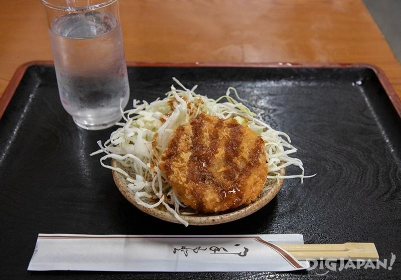 大丸のトキワ荘コロッケ