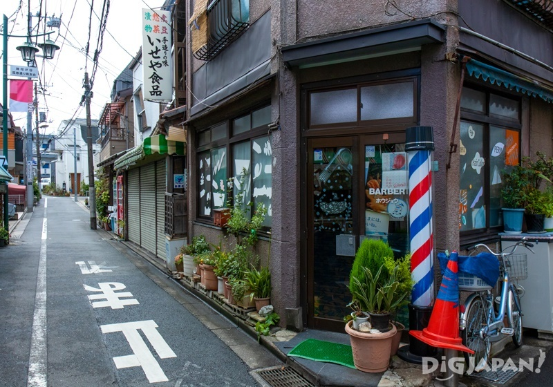Exploring the streets of Zoshigaya