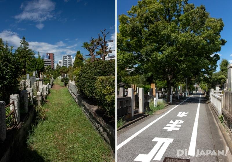 Zoshigaya Cemetery