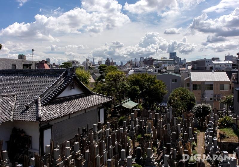 View from Toshima Kuritsu Minamiikebukuro Midori Park