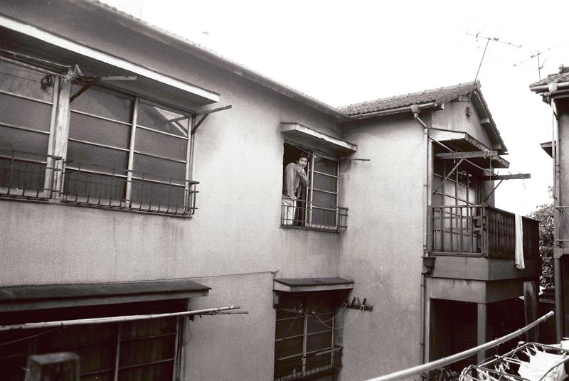 80年代前半のトキワ荘