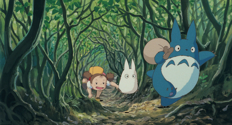 My Neighbor Totoro: Totoro's Forest