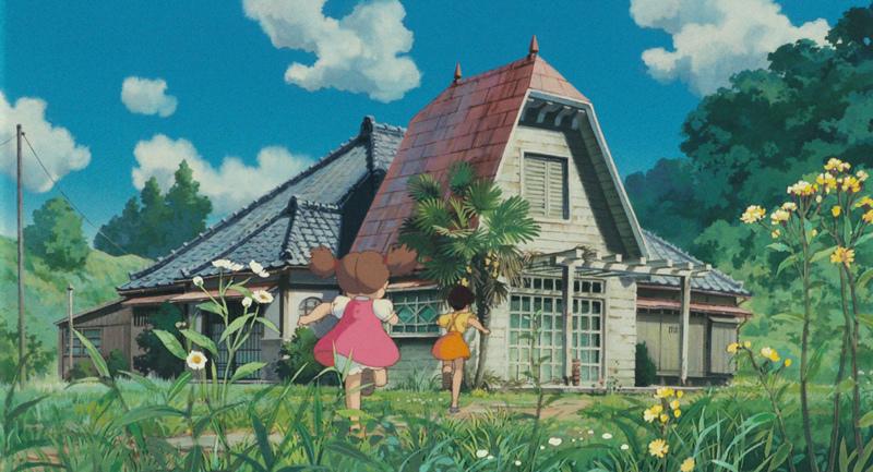 My Neighbor Totoro: Satsuki and Mei's House