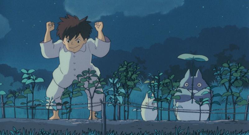 My Neighbor Totoro: Shiro-Hige's Cream Puff Factory