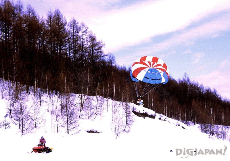 CLASSE SNOWPARK・千歲飛翔體驗