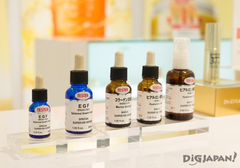 Dr.Ci:Labo原液商品