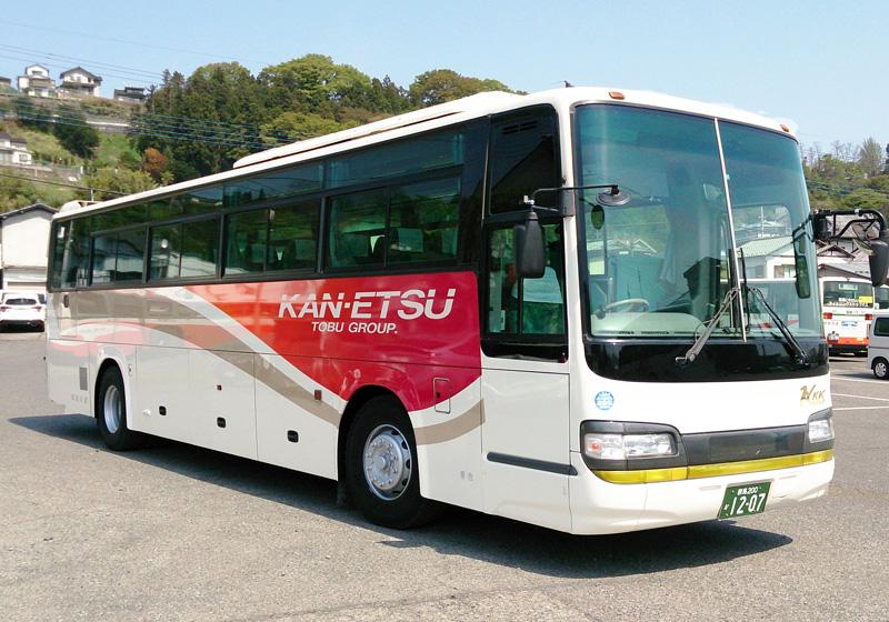 關越交通 巴士