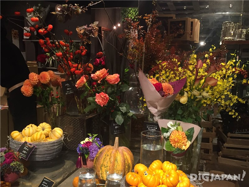 Aoyama Flower MarketTea House_3