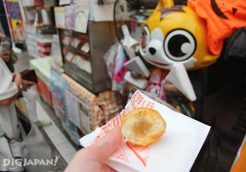後藤魚板店的關東煮可樂餅