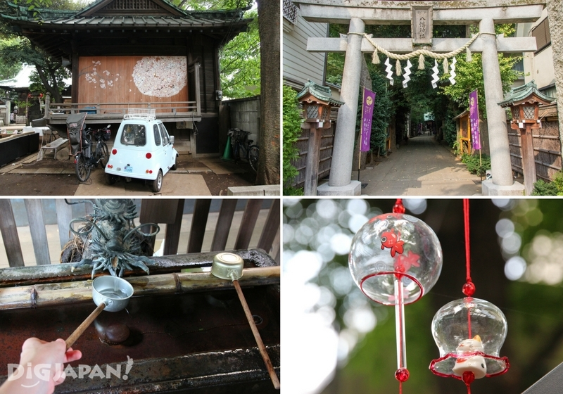Togoshi Hachiman Shrine3