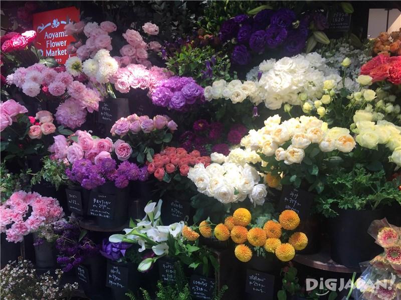 Aoyama Flower MarketTea House_7