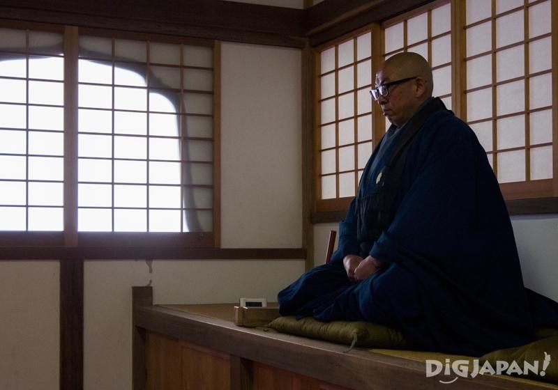 Taiyoji Monk