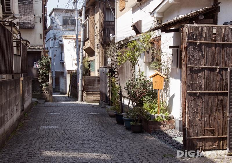 ถนนสายเก่าแก่ 'คากุระซากะ'