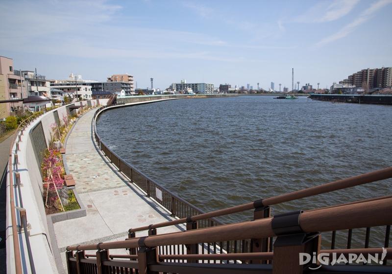 Naka river(Naka gawa)