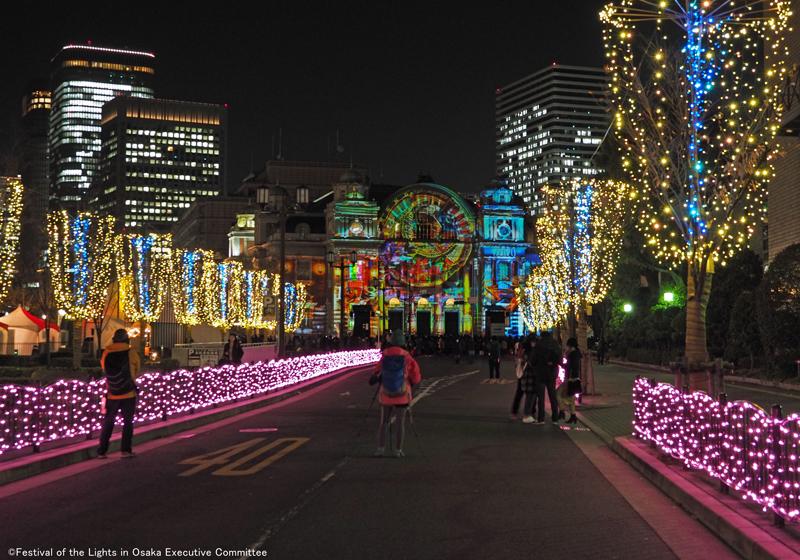 大阪光の饗宴 大阪市中央公会堂