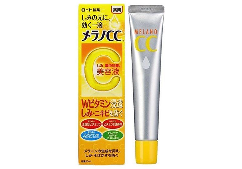 乐敦制药 Melano CC药用黑斑集中保养美容液