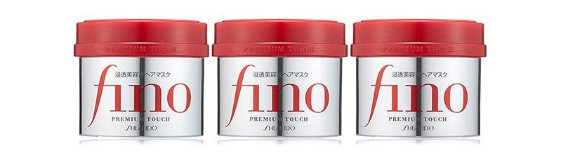 资生堂Fino浸透美容液发膜230g x 3个装