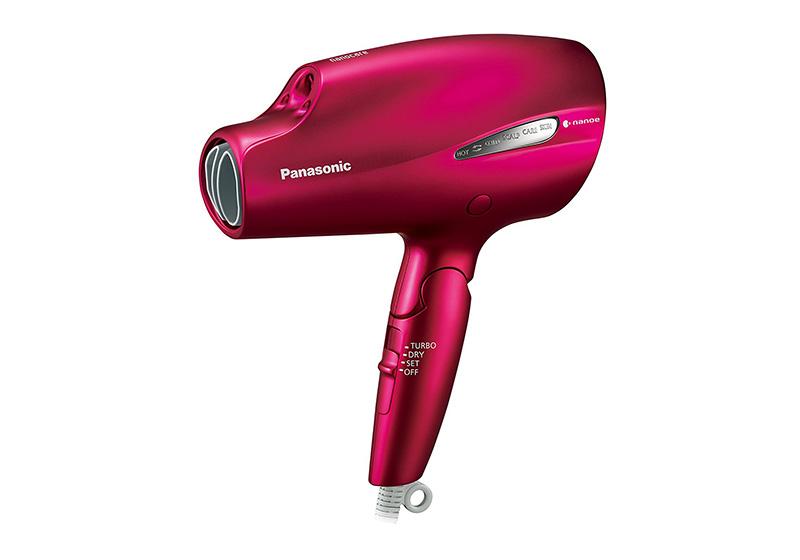 Panasonic松下负离子奈米保湿吹风机 枚红色 EH-NA99-RP