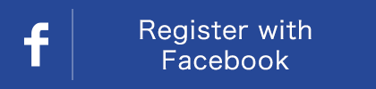Register with Facebook