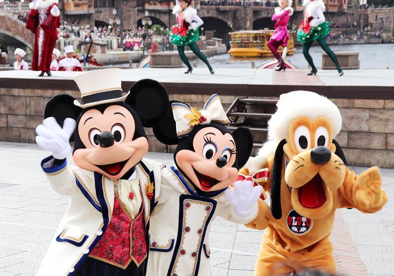 東京迪士尼度假區的聖誕活動如何呢?