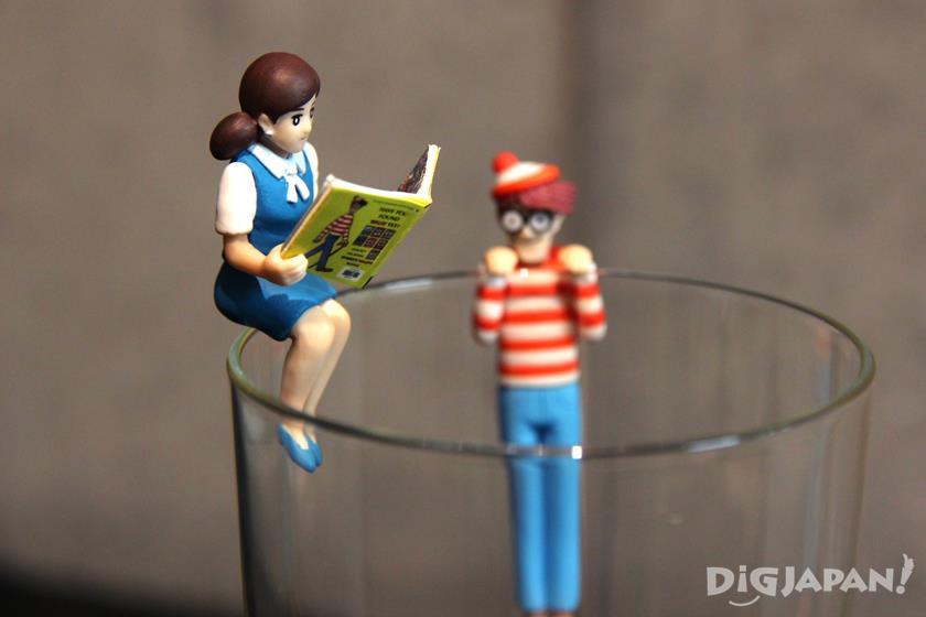 搜索Wally!为主题的杯缘子Fuchiko