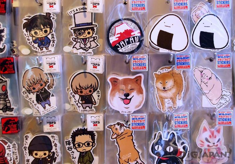 7. Put Them Everywhere! Shiba Inu Stickers