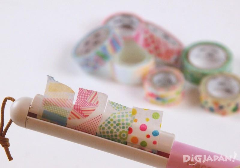9. A Portable Masking Tape Holder